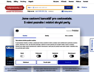 radynacestu.cz screenshot