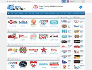 radyodinler.org screenshot