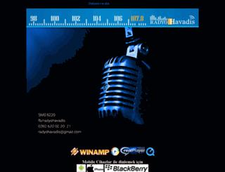 radyohavadis.com screenshot