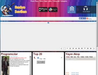 radyosevilen.com screenshot