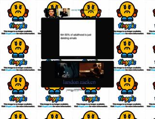 raeken.insanejournal.com screenshot