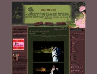 raelei.blogspot.ro screenshot