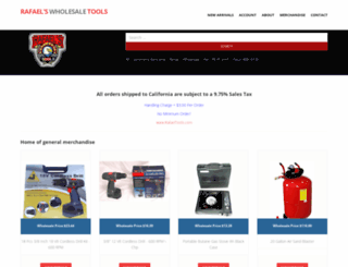 rafaeltools.com screenshot