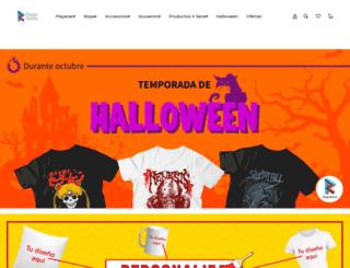 ragestore.com screenshot