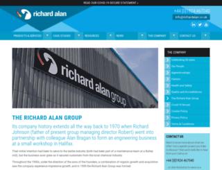 ragroup.com screenshot