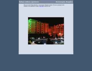 rahejaresidency.tripod.com screenshot