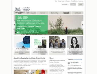 raia.com.au screenshot