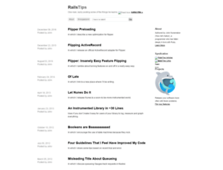 railstips.org screenshot