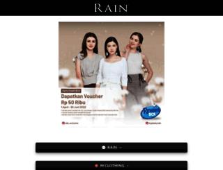 rainboutique.net screenshot