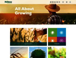 rainbowagro.com screenshot