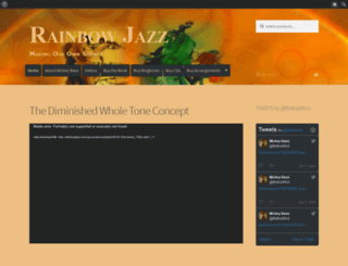 rainbowjazz.com screenshot