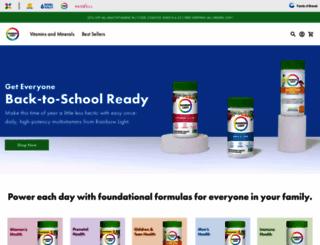 rainbowlight.com screenshot