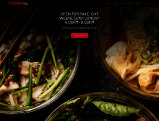 rainbowrestaurant.com screenshot
