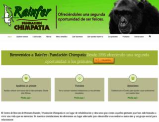 rainfer.com screenshot