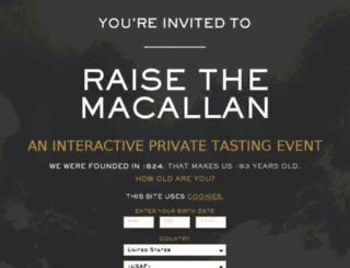 raisethemacallan.com screenshot