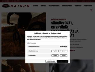 raispo.fi screenshot