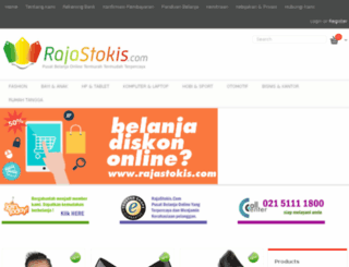 rajastokis.com screenshot