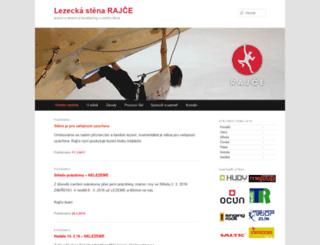 rajce.cz screenshot