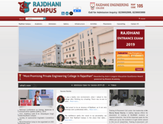 rajdhanijaipur.org screenshot