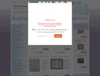 rajzaclon.cz screenshot