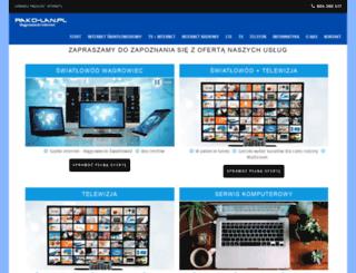 rako-lan.pl screenshot