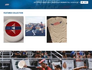 raleigh-flyers.com screenshot