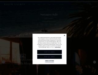 ralphlauren.co.uk: Ralph Lauren UK: The Official Ralph Lauren Online Shop