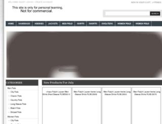 ralphlaurenpolo.us.com screenshot