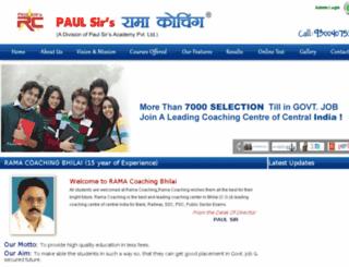 ramacoaching.com screenshot