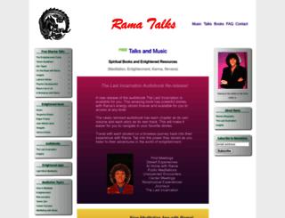 ramatalks.com screenshot