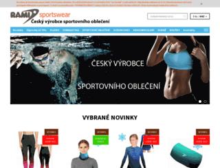 ramisport.cz screenshot