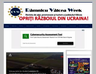 ramnicuvalceaweek.ro screenshot