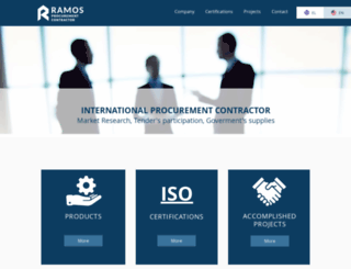 ramos.gr screenshot