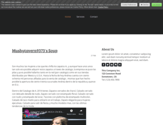 rampanthorse7507.jimdo.com screenshot