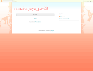 ramziwijaya.blogspot.com screenshot