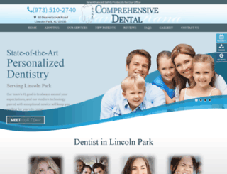 ranadental.com screenshot