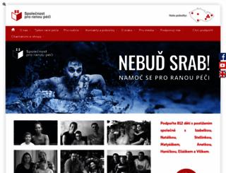 ranapece.cz screenshot