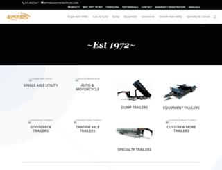 ranchkingtexas.com screenshot