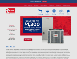 ranckinc.com screenshot