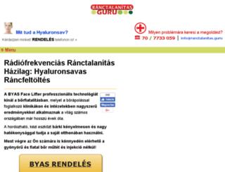 ranctalanitas.guru screenshot