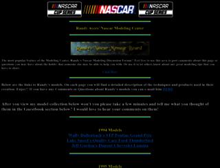 randyayersmodeling.com screenshot