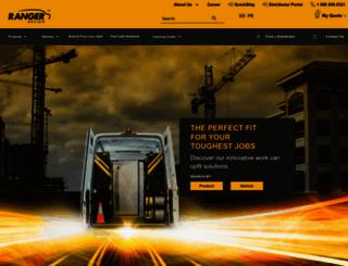rangerdesign.com screenshot