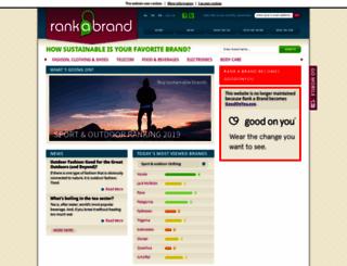 rankabrand.org screenshot