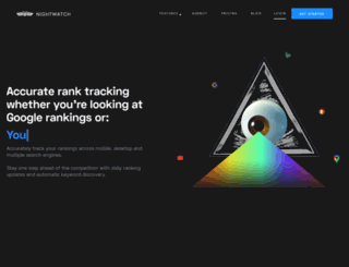 ranktrackr.net screenshot