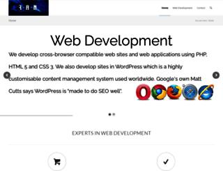 rantech.co.za screenshot