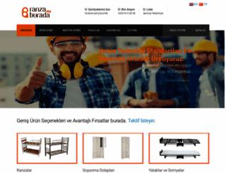ranzaburada.com screenshot