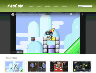raocow.com screenshot