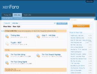 raovatgiasi.net screenshot