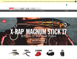 rapalaworld.com screenshot