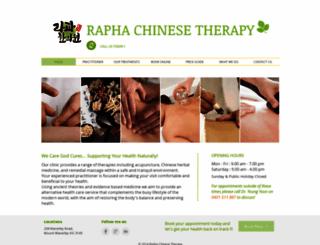 raphatcm.com.au screenshot